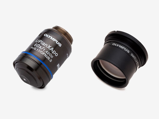 装置搭載用顕微鏡コンポーネント