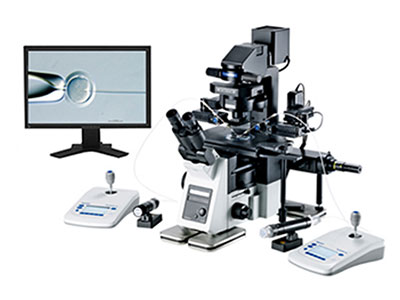 IX3-SLICSI / IX3-ICSI Inverted Microscope