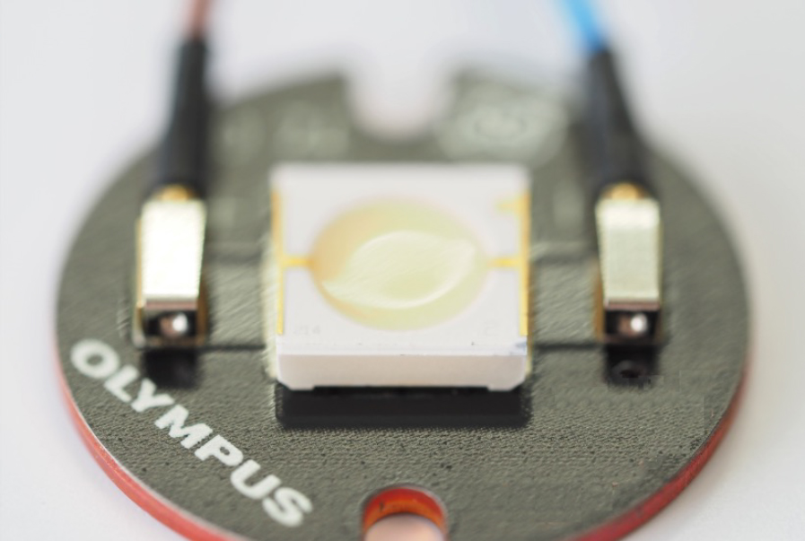 LED microscopy