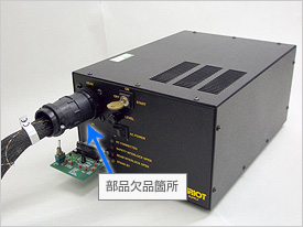 Multi Argon Laser Inaccurate