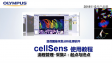 cellSens acquisition-process manager02-Z stacks and auto save settings