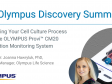 Improving Your Cell Culture Process with the OLYMPUS Provi™ CM20 Incubation Monitoring System